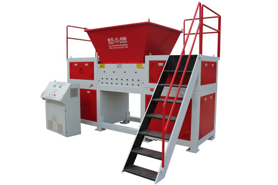 Shear Type Double Shaft Shredder